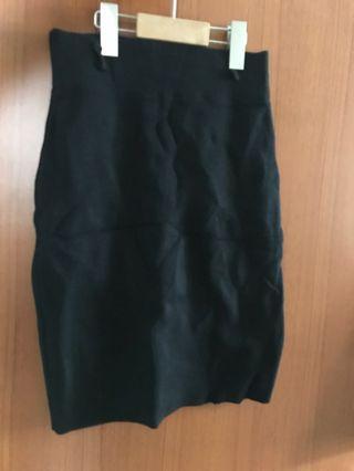 🚚 全新出清 厚磅針織窄裙