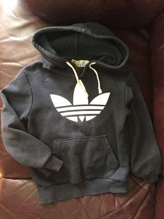 110碼深藍色衞衣/hoodie