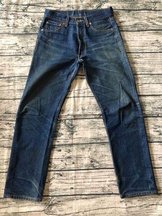 LEVIS 501 w30 牛仔褲 Levis #73