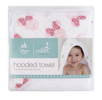 Set of Aden Minnie towel and wash cloths