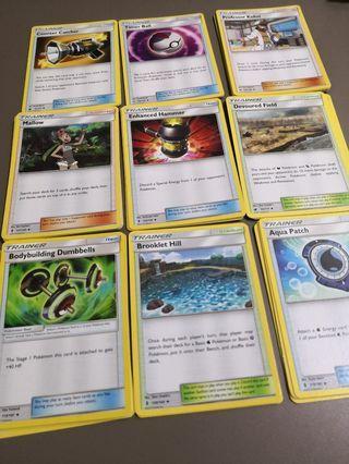 Pokemon Trainer Card TCG