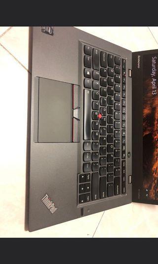 Lenovo X1 i5 5th gen