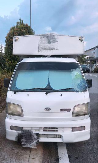 Daihatsu Food Truck Hijet (2018)