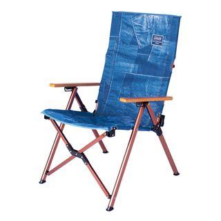 COLEMAN IL LAY CHAIR - DENIM