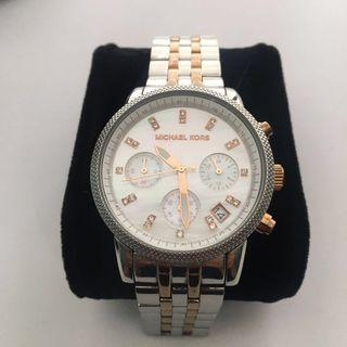Jam Tangan Wanita MICHAEL KORS MK-5525 Authentic