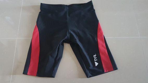 TYR swim shorts for boys