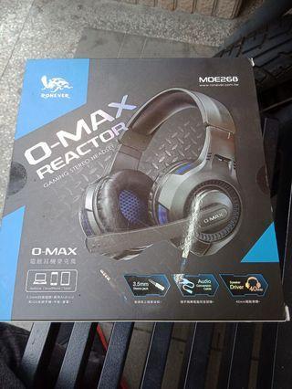 🚚 O-MAX電競耳機(MOE268)