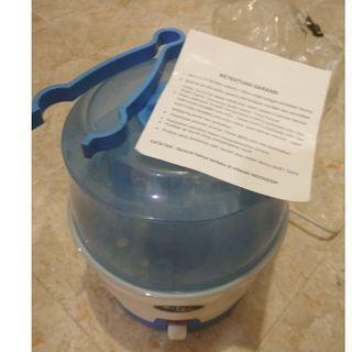 Baby Safe Bottle Steam Sterilizer murmer, kondisi bagus.