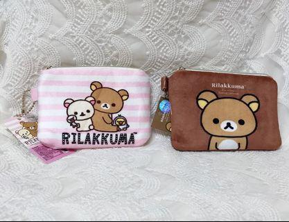 全新❤️拉拉熊 懶熊 票卡包 零錢包 名片夾
