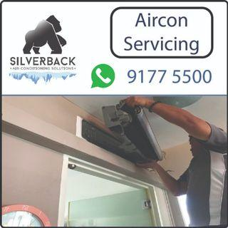 Aircon Servicing $68 for 3 units (1Week PROMO TIL 18th June)