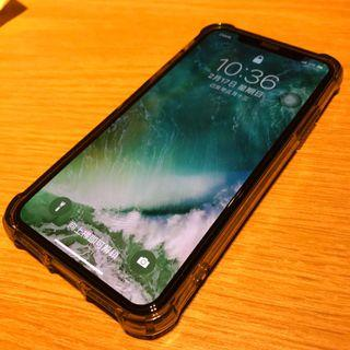 IPhone X 256G with warranty