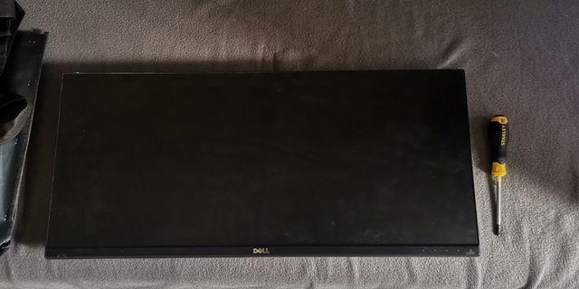 Dell 29 inch 21:9 wide screen monitor U2913WMt #crack