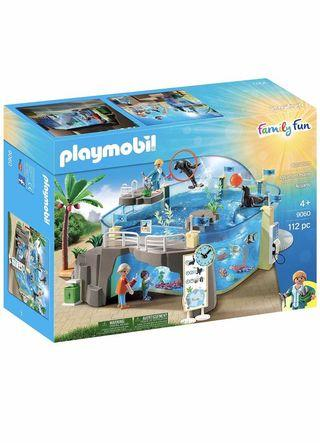 🚚 PLAYMOBIL Aquarium Building Set