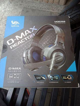 🚚 O-MAX電競耳機