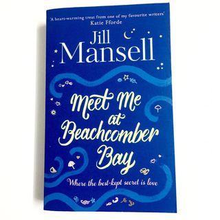 Meet Me at Beachcomber Bay by Jill Mansell (romance novel book)