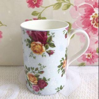 Royal Albert Old Country Roses Damask Mug