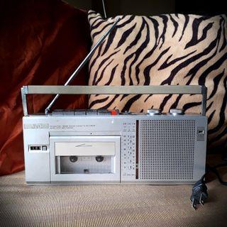 Old JVC Radio #spareforfix