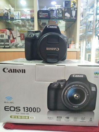 Canon EOS 1300D Bisa Cicilan Tanpa Kartu Kredit