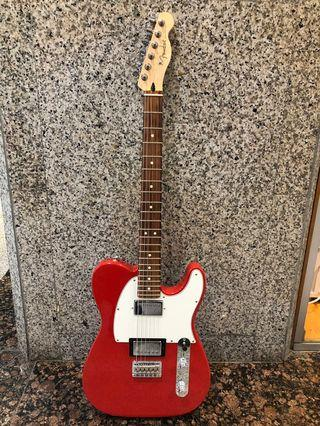 Fender Player HH Telecaster Electric Guitar, Pau Ferro FB, Sonic Red