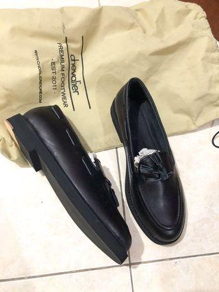 Leather shoes by chevalier new size 36/37