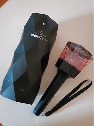 MONSTA X OFFICIAL LIGHT STICK