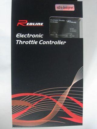 REDLINE electronic throttle controller