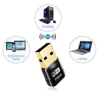 Wi-Fi Adapter for PC/Desktop/Laptop
