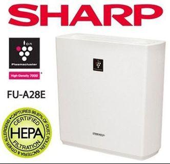 Sharp Air Purifier (price included shipping)