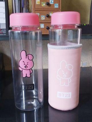 Botol Minum Kpop Bangtan Boys - BTS x BT21 Cooky