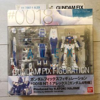 Gundam Fix Figuration #0018 RX-78NT-1 Alex