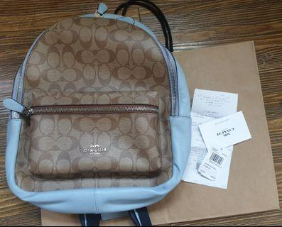 Coach Backpack Medium