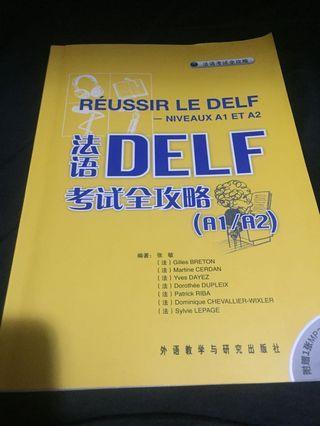 Réussir le delf A1A2