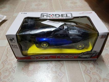 BUGATTI VEYRON (BLUE)  RC CAR #EndgameYourExcess