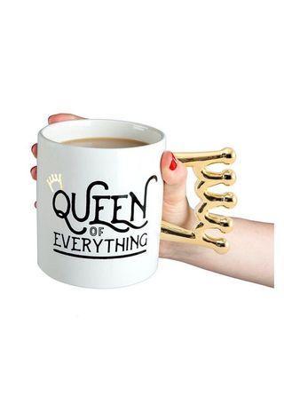 BNIB Queen of Everything Mug