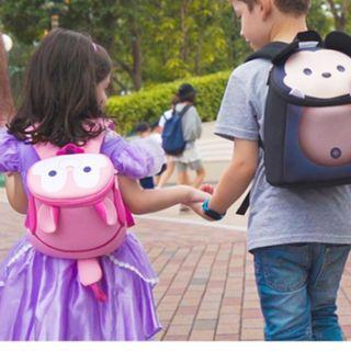 🚚 [PO] Disney 3D Backpack