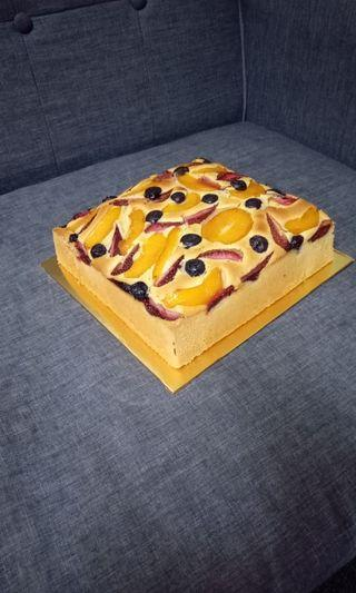 Fruit pastry cake (pre-order)