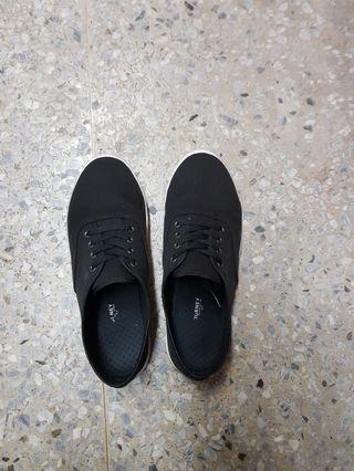 🚚 黑鞋 休閒鞋 功夫鞋
