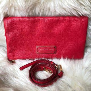 Marc Jacobs Full Leather Crossbody Bags/Clutch