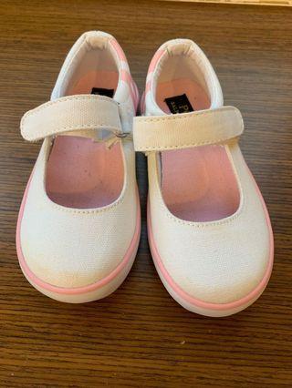 🚚 女童Polo鞋 16cm