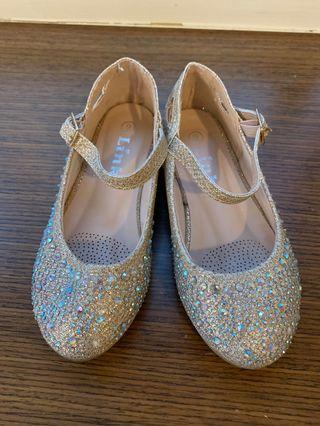 🚚 女童芭蕾舞鞋 16cm