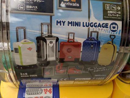 🚚 Mini luggage