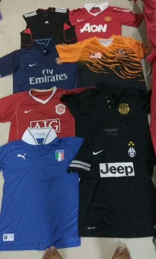 M size jersey rm5 each.