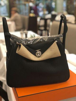 Lindy 30 Black PHW Stamp C Clemence