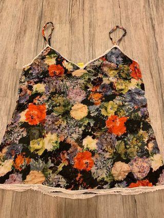 Paul Smith Floral Print Cami