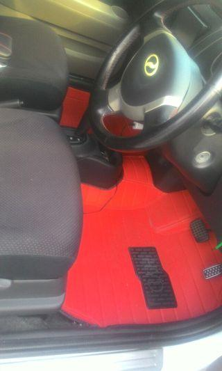 myvi carmat custom fit size