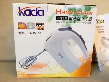 日本禾田 手提式打蛋器 KD-HM150
