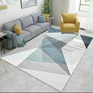 Nordic Abstract Carpet (Various Sizes)