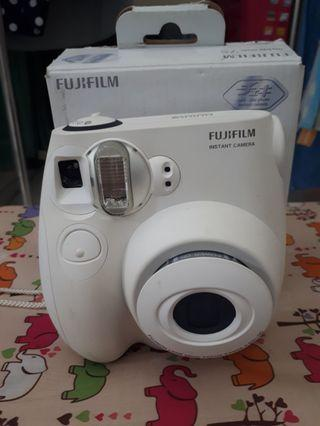 Fujifilm Instax Mini 7s/polaroid/camera