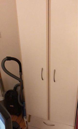H217cm D57cm W60 衣櫃