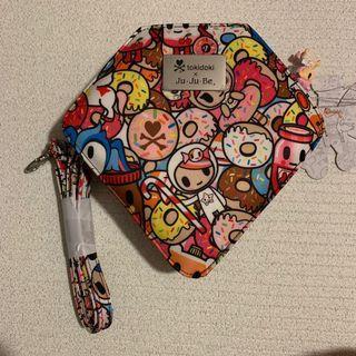 BNWT Jujube girls best friend tokidoki diaper bag - tokipops